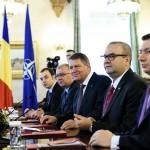 Klaus Iohannis, după consultările cu partidele: Am obținut consens pentru ca bugetul Apărării să atingă 2% din PIB în 2017