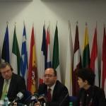 """Lansarea Președinției letone a Consiliului UE la București. Ambasadorul Letoniei: """"Sprijinim aderarea României la Euro și Schengen"""""""