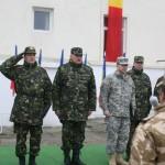 Militarii români conduși de căpitanul Cristina Dinu au asigurat comunicațiile ISAF în Afganistan