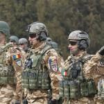 """Grupul Românesc de Operații Speciale a plecat în Afganistan în cadrul misiunii NATO """"Resolute Support"""""""