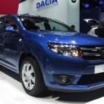 Cum merge Dacia pe piaţa din UE la început de an