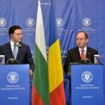 Consultări diplomatice româno-bulgare: Aderarea României și Bulgariei la Schengen ar întări capacitatea UE de a lupta împotriva terorismului