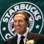 În 1985 lucra la Starbucks. Doi ani mai târziu devenea proprietarul companiei
