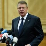 Prima şedinţă CSAT din mandatul lui Klaus Iohannis a început