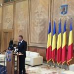 """VIDEO CORESPONDENȚĂ. Klaus Iohannis, înainte de plecarea spre Berlin: """"Contăm pe sprijinul german pentru integrarea reală și în profunzime a României în nucleul european, inclusiv în Schengen"""""""