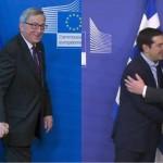 Președintele Comisiei Europene a refuzat să discute cu premierul Greciei înainte de summit-ul G7