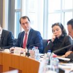 """Andi Cristea: """"Raportul Comisiei Europene privind progresele înregistrate de Republica Moldova în 2014 trebuie văzut la Chișinău ca un semnal de alarmă, nu mai este timp de pierdut în implementarea reformelor"""""""