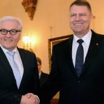 """Ministrul german de Externe afirmă că a fost primit de """"preşedintele român Rosen Plevneliev"""""""
