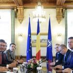 Klaus Iohannis: Germania este cel mai important partener comercial al României