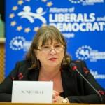 """VIDEO Eurodeputatul Norica Nicolai (ALDE) a organizat la Bruxelles conferința """"Situația actuală a pescuitului recreativ în UE"""""""
