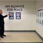 Secretarul general NATO, întrevedere la Washington cu secretarul Apărării și consilierul pentru securitate națională. Cu Obama se va vedea în luna MAI