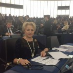 Viorica Dăncilă, șefa delegației PSD în Parlamentul European îl apără pe premierul Ponta
