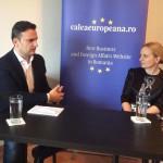 VIDEO INTERVIU. Laura Florea, preşedinte al Registrului Român de Lobby: Lobby-ul de la Bruxelles, model pentru București
