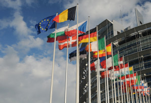 EuropeanParliamentFlags