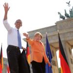 Ce le promitea Barack Obama la Berlin europenilor înainte de a deveni cel mai puternic om din lume
