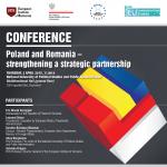 VIDEO Conferința: Polonia și România – consolidarea unui parteneriat strategic