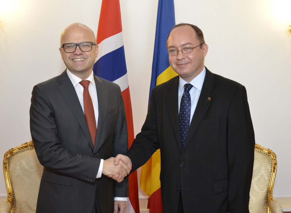 aurescu-ministru norvegian2