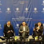 """VIDEO Dialoguri@MAE. Bogdan Aurescu: """"România propune un model nou de cooperare, o platformă politică de pe care apoi se pot lansa proiectele concrete"""""""