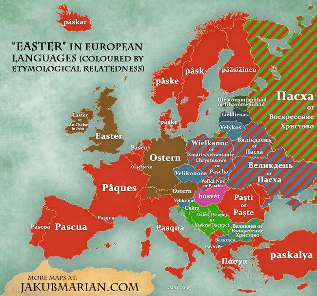 paste limbi europene