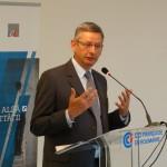 VIDEO Camera de Comerț, Industrie și Agricultură Franceză (CCIFER) și Secția româna a Consilierilor de Comerț Exterior ai Franței ( CCEF) lansează Carta Albă a Competitivității
