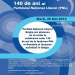 Partidul Național Liberal își lansează filială în inima UE