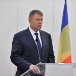 Klaus Iohannis: Avem nevoie de un mediu de afaceri performant