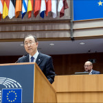"Ban Ki-moon on migration: ""Saving lives should be the top priority"""