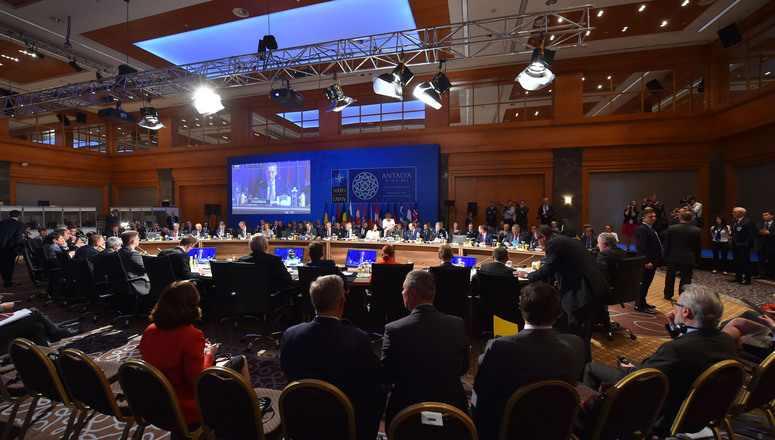 consiliul nord atlantic