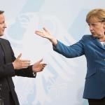"""David Cameron vrea reforma UE. Angela Merkel: """"Este și în interesul Germaniei să se facă unele schimbări"""""""