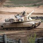 VIDEO Exerciții militare NATO în Letonia