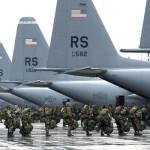 100 de avioane militare din SUA și opt state europene desfășoară exerciții în nordul Europei