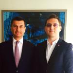 Europarlamentarul Victor Negrescu, sprijin pentru specialiștii IT români. Ce a discutat cu vicepreședintele Comisiei Europene