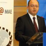 Ministrul de Externe, Bogdan Aurescu: România continuă demersurile pentru aderarea la Organizația pentru Cooperare și Dezvoltare Economică