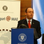 Ministrul afacerilor externe Bogdan Aurescu participă la conferinţa internaţională GLOBSEC 2015