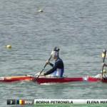 Argint pentru România în proba de kaiac dublu feminin, la Jocurile Europene