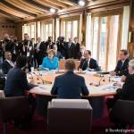 Reuniune în cinci în Germania: Barack Obama participă la un mini-summit cu partenerii săi europeni din NATO și G7
