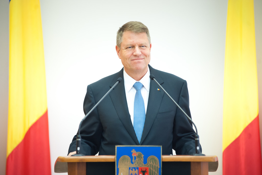 iohannis smile prsidency