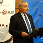 Ministrul de Externe, Lazăr Comănescu, participă la discuțiile privind relația UE-Rusia din cadrul Consiliului Afaceri Externe