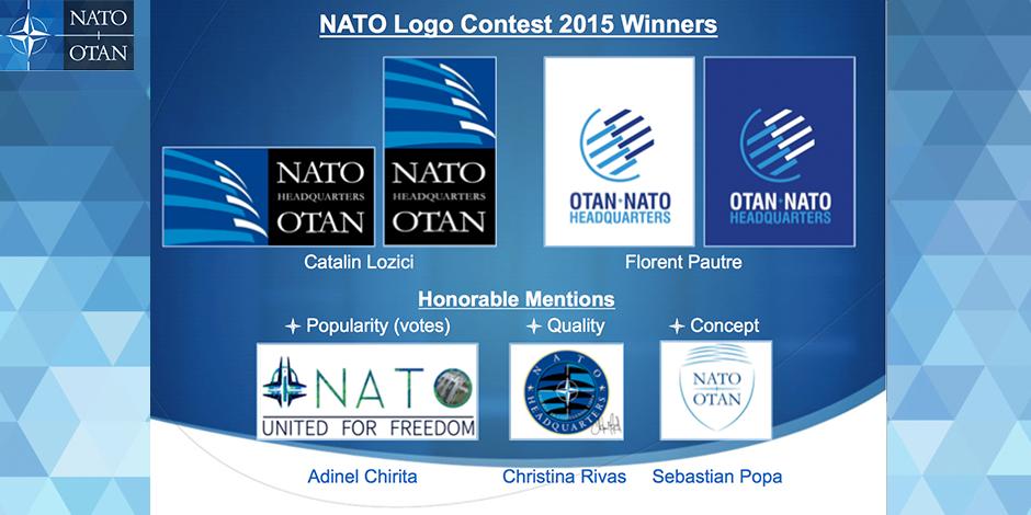 logo contest NATO
