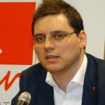"""Eurodeputatul Victor Negrescu, înainte de lansarea studiului Fundației Stânga Democratică: """"Sunt bucuros că generaţia mea are aşteptări tot mai mari de la decidenţi şi de la oamenii politici"""""""
