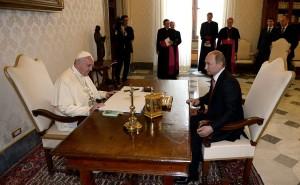 putin papa francisc kremlin.ru