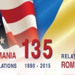 """135 de ani de relații diplomatice România-SUA: """"Stă în puterea noastră să ducem mai departe relația de prietenie şi alianţa noastră strategică"""""""