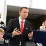 """VIDEO Eurodeputatul Siegfried Mureșan propune ca România să ia parte la guvernanța capacității bugetare a zonei euro: """"Va reduce riscurile potențiale cauzate de o aderare bruscă la moneda unică"""""""