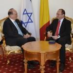 Cooperarea dintre România și Israel, evidențiată de ministrul Aurescu și ambasadorul Dan Ben-Eliezer