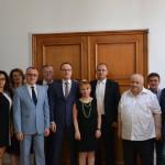Coaliţia Naţională pentru Absorbţia Fondurilor Structurale – întâlnire de lucru cu ministrul Sorin Cîmpeanu la sediul Ministerului Educației și Cercetării Științifice