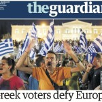 """Presa internațională, după referendumul din Grecia: """"Seism în Europa"""""""