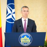 Jens Stoltenberg: Scopul nostru este acela de a asigura protecție deplină aliaților noștri europeni împotriva atacurilor balistice care vin din afara spațiului euro-atlantic