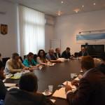 Ministrul Sănătății s-a întâlnit cu reprezentanții Coaliţiei Naţionale pentru Absorbţia Fondurilor Structurale