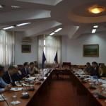 Întâlnire oficială de lucru între domnul Ministru Robert Cazanciuc și reprezentanții Coaliţiei Naţionale pentru Absorbţia Fondurilor Structurale
