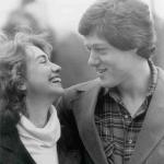 IMAGINEA ZILEI. Cum își aniversează Hillary Clinton soțul, fostul președinte american, Bill Clinton
